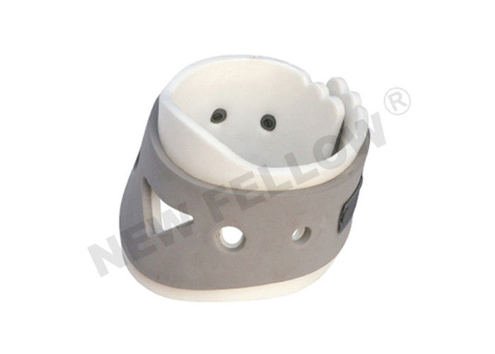 X - Ray Allowed Foam Cervical Collar Hard Adjustable For Emergency Rescue