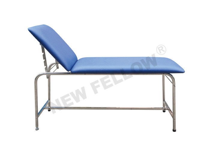Stainless Steel Cylindrical Tube Hospital Examination Table